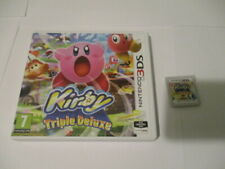 KIRBY TRIPLE DELUXE NINTENDO 3DS IN VERY GOOD CONDITION
