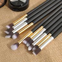 5pcs Pro Cosmetic Makeup Brush Face Powder Eyeshadow Blush Brushes Set Tools New