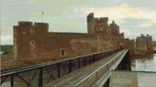 "Blackness Castle - Outlander, Scottish Cross Stitch Kit 18"" x 10"" - 14 Count"