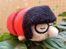 """New Authentic Disney Store Edna Mode The Incredibles 2 TSUM TSUM Plush Doll 3.5"""""""