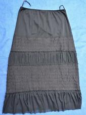 RIPE Limited LABEL Black Tiered Lace MATERNITY SKIRT New RRP$59.95 SIZE M-12