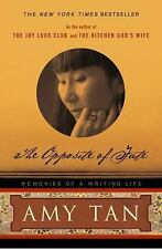 The Opposite of Fate : Memories of a Writing Life by Amy Tan (2004, Paperback)