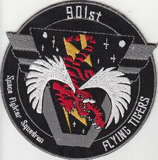 PARCHE STAR GATE ATLANTIS 901st FLYING TIGERS SPACE FS STARGATE PATCH