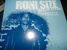 "Roni Size  Feat Jocelyn Brown‎– Sing  NEW 12"" 2005 V recordings"