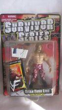 WWE Billy Gunn Figure Jakks Pacific Survivor Series TITAN Tron WWF Y8