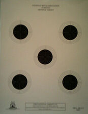 2003 Official Competition one Nra Ar-5/5 National 10 Meter Air Rifle Target