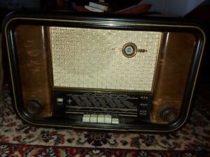 Radio WEGA  Herold 1952-1954-Type 1001