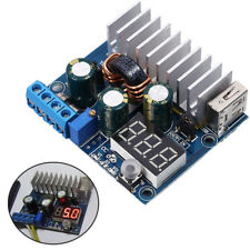 DC-DC 3-32V To 3-35V Step Up Power Module 100W Digital Display Boost Converter