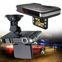 "2.0"" 720P HD 2 In 1 Car Camera DVR Dash Cam Recorder Radar Laser Speed Detector"
