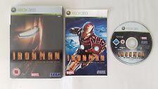 IRONMAN STEELBOOK LIMITED EDITION XBOX 360 GAME IRON MAN