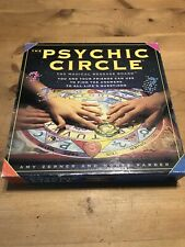 Vintage The Psychic Circle Magical Message Board Amy Zerner Ouija Board