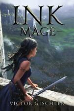 A Fire Beneath the Skin: Ink Mage 1 NEW by Victor Gischler (2014, Paperback)