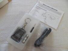 "1.44"" Digital Fotofob USB Digital Picture Frame Keychain (Graphite) NEW!! Gift"