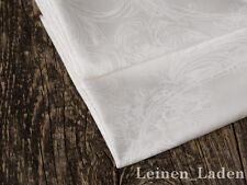 0,45 cm Reste Weiß auf weiß Rosen Herzen Muster, Hochzeit , Baumwolle Stoff