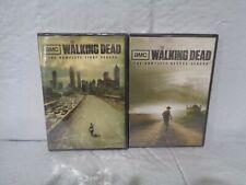 The Walking Dead - DVD Set - Season 1 & 2 - Sealed