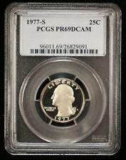 1977-S PCGS PR69DCAM  NICE A+
