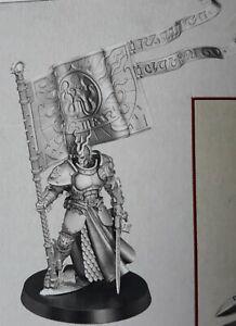 warhammer fantasy, Stormcasts Knight-Vexillor mit Base.