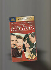 The Best Years of Our Lives (Vhs, 2000)