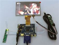 HDMI+VGA+2AV+AUDIO Control BOARD+7INCH 800*480 AT070TN93 Lcd Display+Touch Pa iw