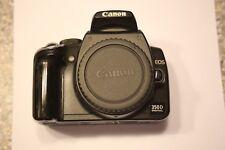 Canon EOS 350D 8.0MP fotocamera DSLR-solo corpo (vedi descrizione)