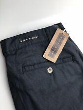 Nike Golf Mens Size 32 New Black Unhemmed Cotton Pants