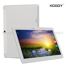 "Tablet de 10.1"" IPS Quad Core Android 5.1 32GB 3G Dual SIM Cámara WLAN GPS XGODY"