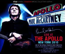 Paul McCartney Live At The Apollo New York 2010 2CD 1DVD Set Music Rock Pops F/S