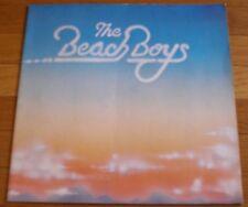 The Beach Boys 1977 U.S. Concert Souvenir Tour Book Program Brian Wilson Surf