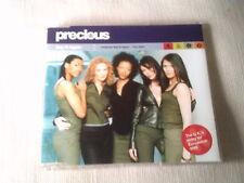 PRECIOUS - SAY IT AGAIN - UK CD SINGLE - EUROVISION