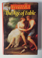 Vintage Bulfinch'S Mythology: The Age Of Fable 1968 Hardcover