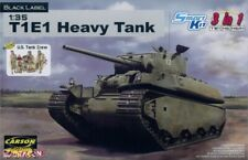 Dragon 6936 US Heavy Tank T1E1 - 3in1 - Black Label - 1:35