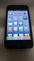 APPLE IPHONE 3GS 16GB BLACK - MODEL A1303 (AT&T) -FAULTY PIXELS READ BELOW