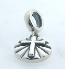 2010-3148 CHAMILIA STERLING SILVER FAITH SOUL CHARM NEW IN POUCH