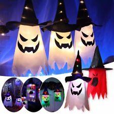 LED Lichterkette Halloween Dekor Geist Beleuchtung Party Lichter Batterie Lampe