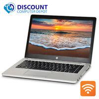 "HP EliteBook 9470m 14"" Laptop 🚩Core i5 i7 8GB 256GB SSD 🚩WiFI + Windows 10 Pro"