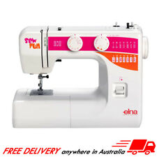 Ultimate Elna Sew Fun Sewing Machine, Dressmaking, Hemming!