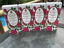 Victoria's Secret Wild English Garden Shower Bath Gel Her Majesty's Rose 4 units
