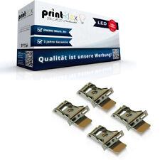 4x LED Panel Befestigungsclips Montageclips Deckenhalterung Set Clips