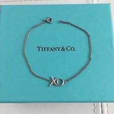5269339ce RARE Tiffany & Co. Paloma Picasso Silver XO 7