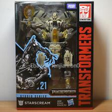 Transformers Hasbro Starscream Cybertron Studio Series 21 Action Figure toy gift