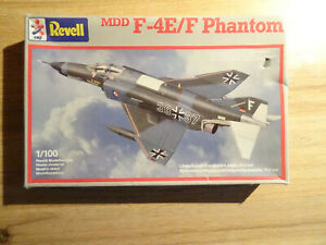Revell Bausatz 4018, MDD F-4E/F Phantom mit OVP