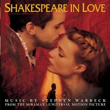 SHAKESPEARE IN LOVE Soundtrack (Stephen WARBECK)