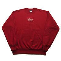 Vintage 90s Indiana University Hoosiers Sweatshirt Mens Medium College Pullover
