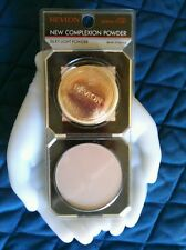 Htf Revlon New Complexion Powder Silky Light Powder/ Light- Normal to Dry