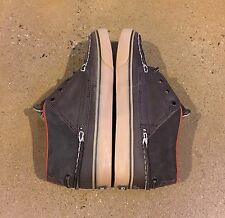 Globe The Bender Size 8 US Men's Brown Gum BMX DC Skate Shoes Sneakers