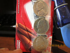 New listing 1956'57'58 Proof Jefferson Nickels Proof +