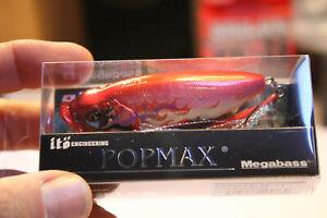 Megabass fishing lure largemouth bass POPMAX SP-C KABUKI KURENAI Lucky Bag 2021