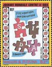 Timbre Santé Médecine Wallis et Futuna 528 ** année 1998 lot 11888