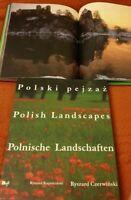 Polish Landscapes Buffi Hardback Photography Coffee Table Book
