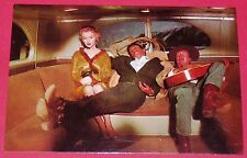 CPA CINEMA CARTE POSTALE MARILYN MONROE POSTCARD BUS STOP 105-019 1984 20th CFox
